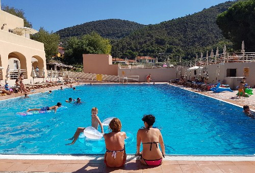 Family Special Offer September Family Friendly Camping and Bungalow in Finale Ligure Liguria