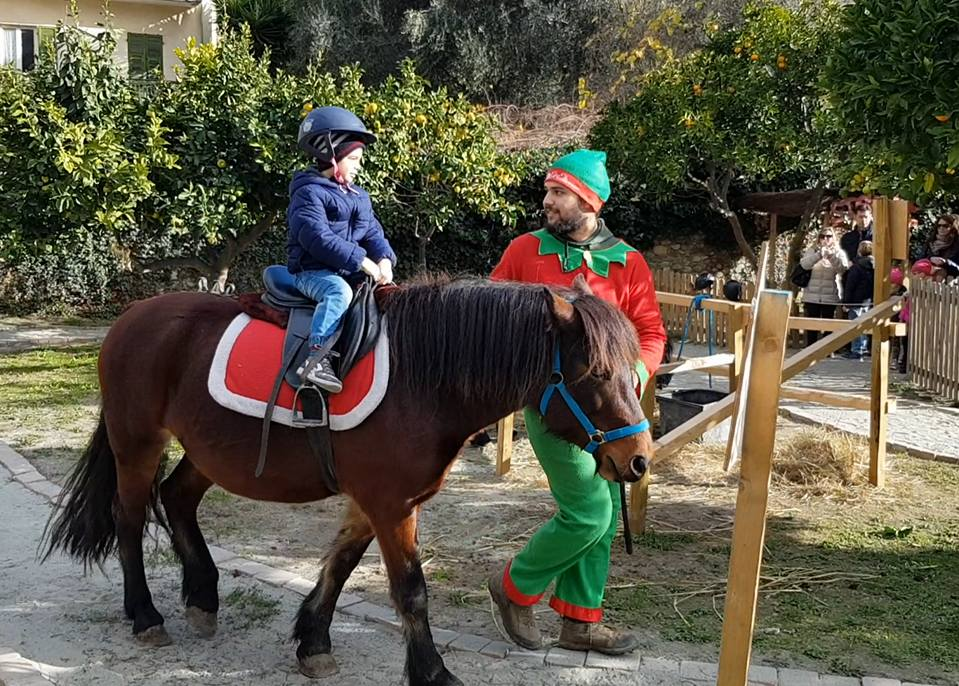 Week End con Babbo Natale in Liguria a Finale Ligure