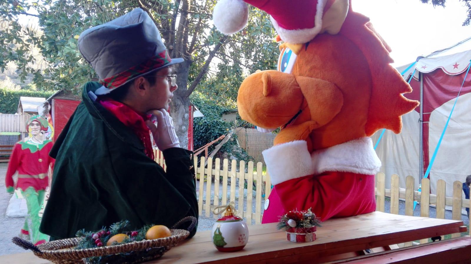 Offerta Capodanno di Magia al Villaggio di Natale al mare in Liguria a Finale Ligure