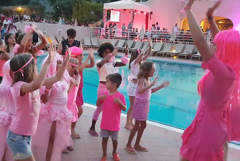 August Fest in Family Resort Hotel and Apartments in Finale Ligure Liguria