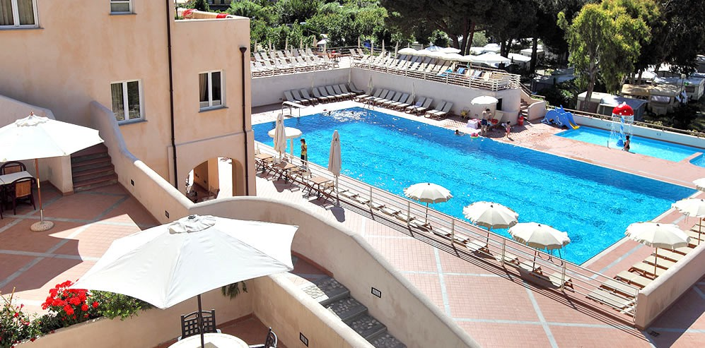 Family Offer september at seaside Finale Ligure Liguria