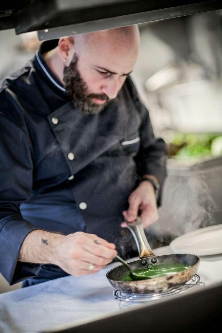 Chef Manuel Marchetta