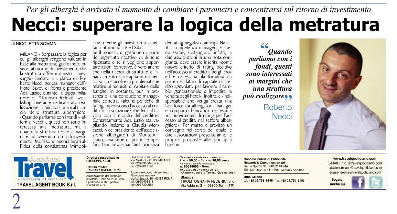 Roberto Necci intervista